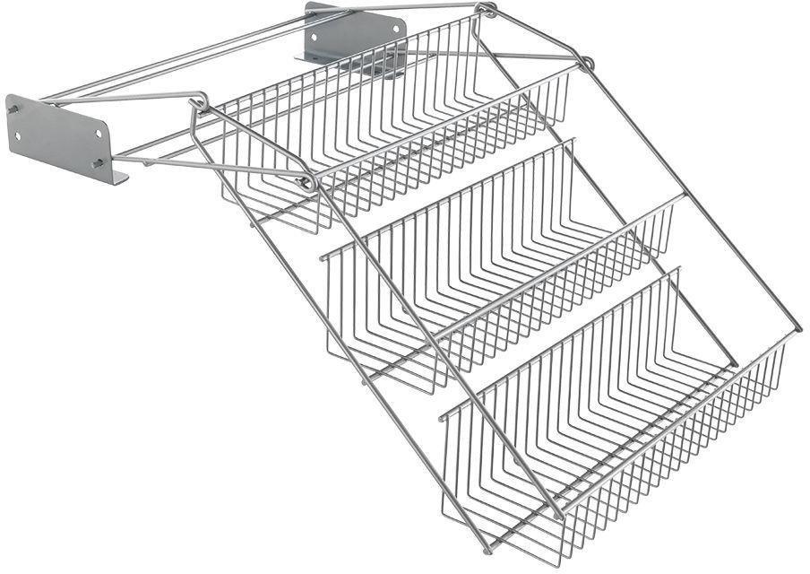 metaltex Gewürzregal, Metall, »Up & Down« | Küche und Esszimmer > Küchenregale > Gewürzregale | Metall | Metaltex