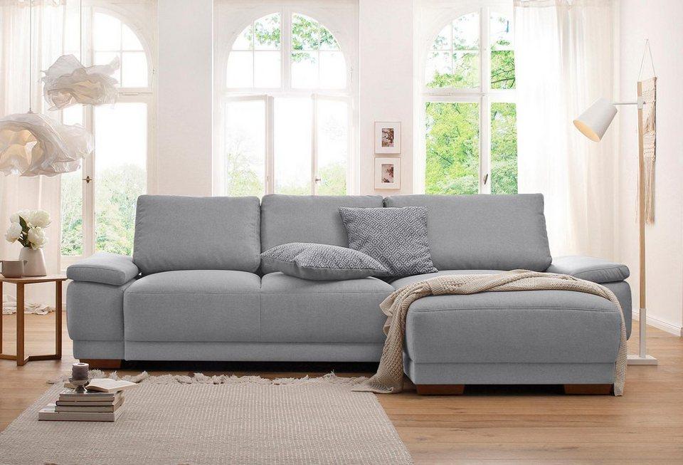 home affaire polsterecke sierra wahlweise mit bettfunktion komfort sitzh he online kaufen otto. Black Bedroom Furniture Sets. Home Design Ideas