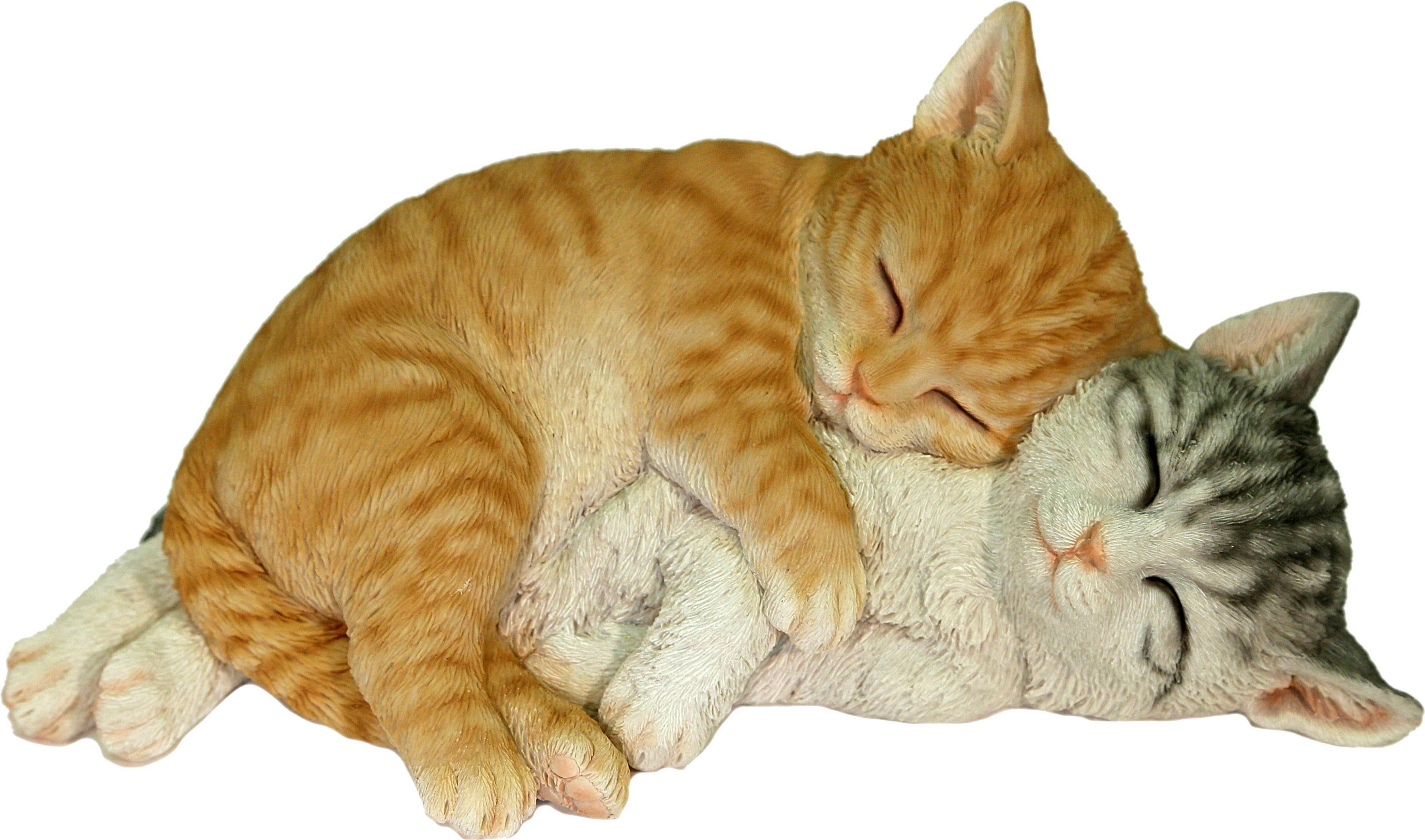 Home affaire Dekofigur »zwei Katzen schlafend«
