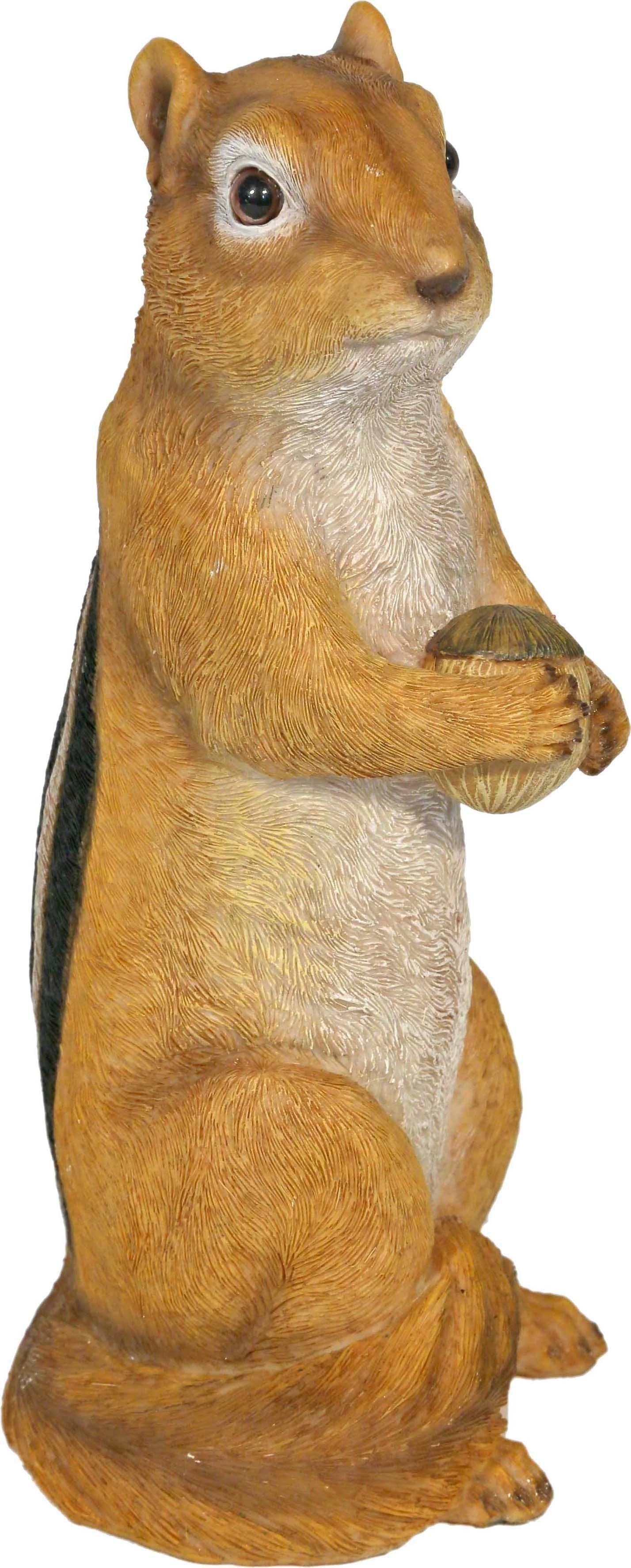 Home affaire Dekofigur »Streifenhörnchen stehend«