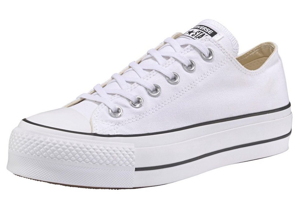 separation shoes a2fe4 cf4bb Converse »Chuck Taylor All Star Lift Ox« Plateausneaker online kaufen | OTTO