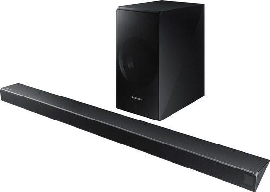 Samsung HW-N550/ZG 3.1 Soundbar (Bluetooth, 340 W)