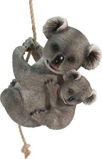 Home affaire Tierfigur »Koala mit Jungen auf Rücken«