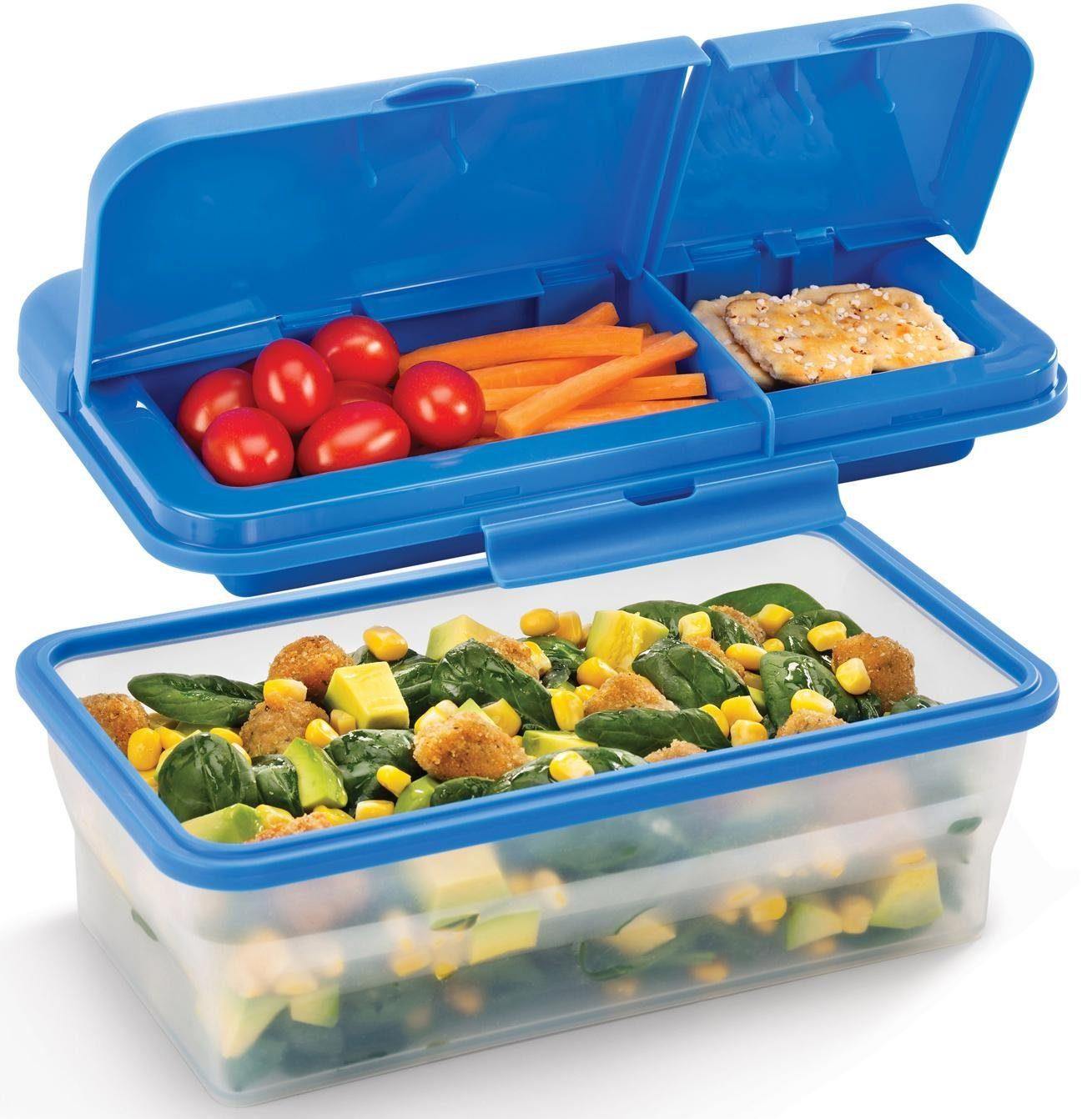 metaltex Lunchbox, faltbar, »Lunch & Go«