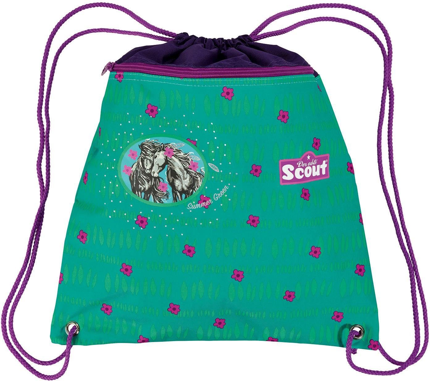 Scout Sportbeutel, »Summer Green«