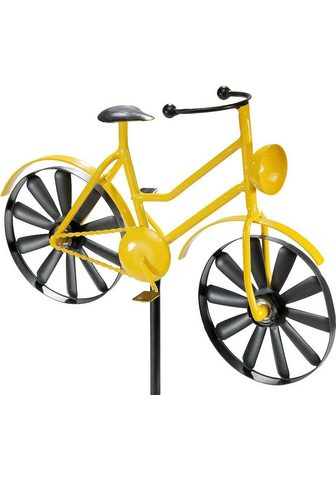 HOME AFFAIRE Dekostecker »Yellow Bike« iš metalas
