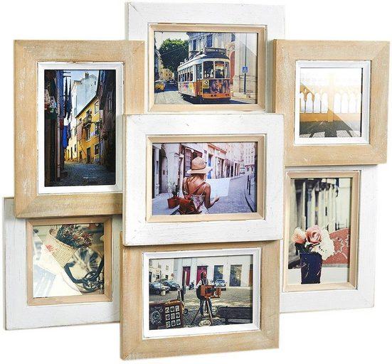 locker Galerierahmen »Nature«, für 7 Bilder, für 7 Bilder