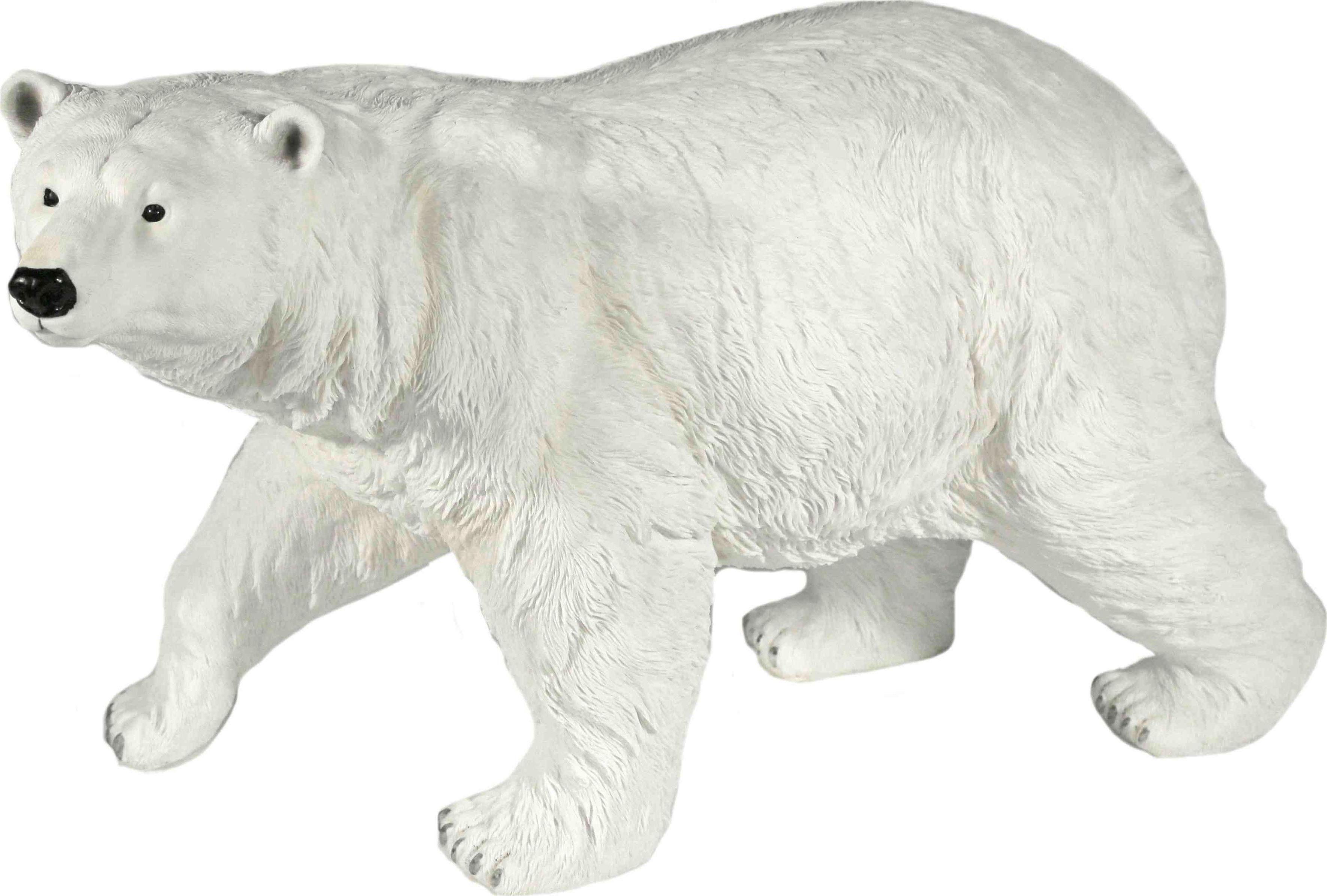 Home affaire Dekofigur »Eisbär«, Breite 52 cm