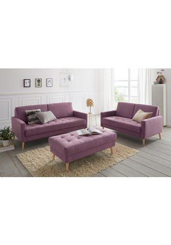 ANDAS Двухместный диван »Kiara«