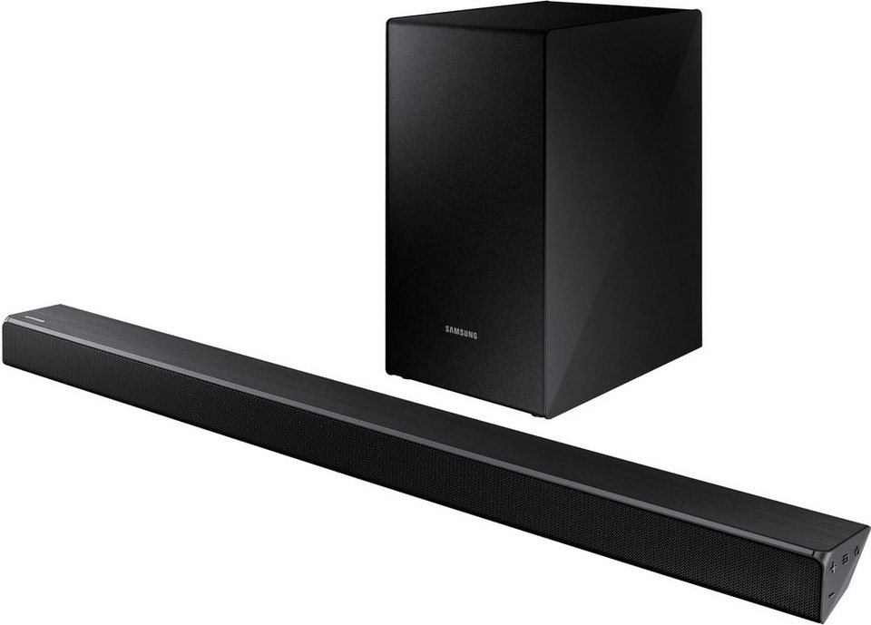 samsung hw n450 zg 2 1 soundbar bluetooth 320 w otto. Black Bedroom Furniture Sets. Home Design Ideas