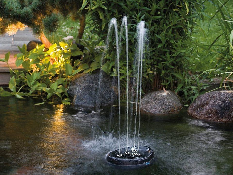 OASE Wasserspiel »Water Starlet«, Mit LED Beleuchtung