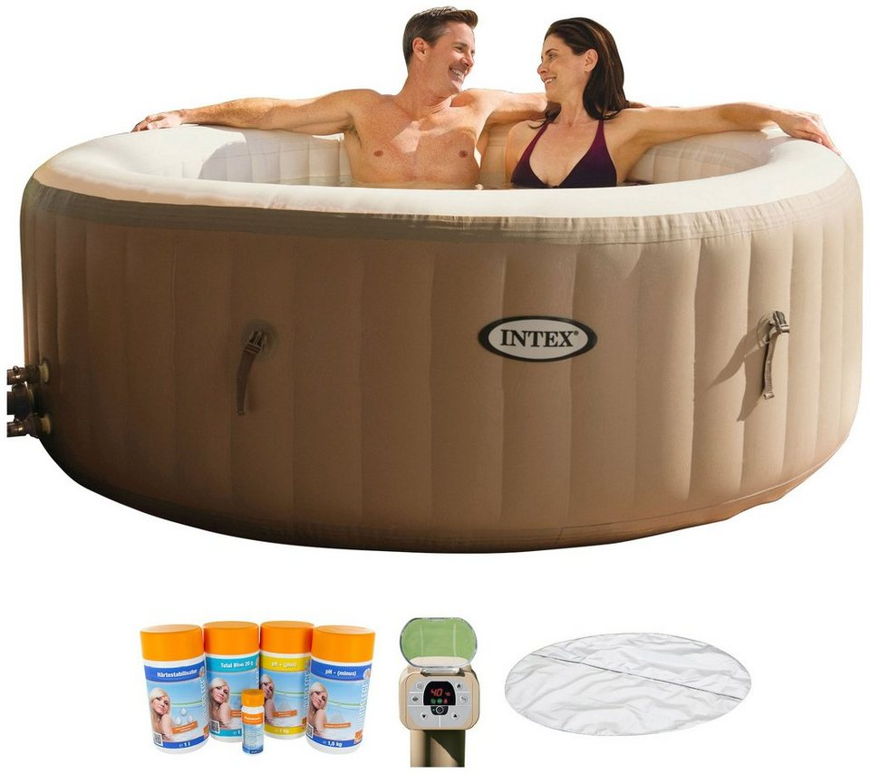 intex whirlpool cool portable with intex whirlpool fabulous intex whirlpool spa hot tub with. Black Bedroom Furniture Sets. Home Design Ideas