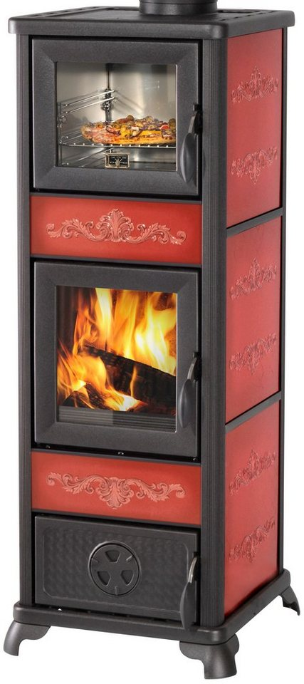 globefire kaminofen norah forno gusseisen 7 2 kw backofen online kaufen otto. Black Bedroom Furniture Sets. Home Design Ideas
