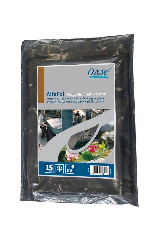 oase teichfolie alfafol 0 5mm 600x500 cm otto. Black Bedroom Furniture Sets. Home Design Ideas