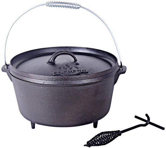 EL FUEGO Feuertopf »Dutch Oven AY 461«, 4,26 Liter