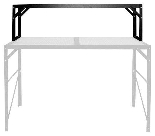 VITAVIA Pflanztisch , Alu-Tischaufsatz schwarz
