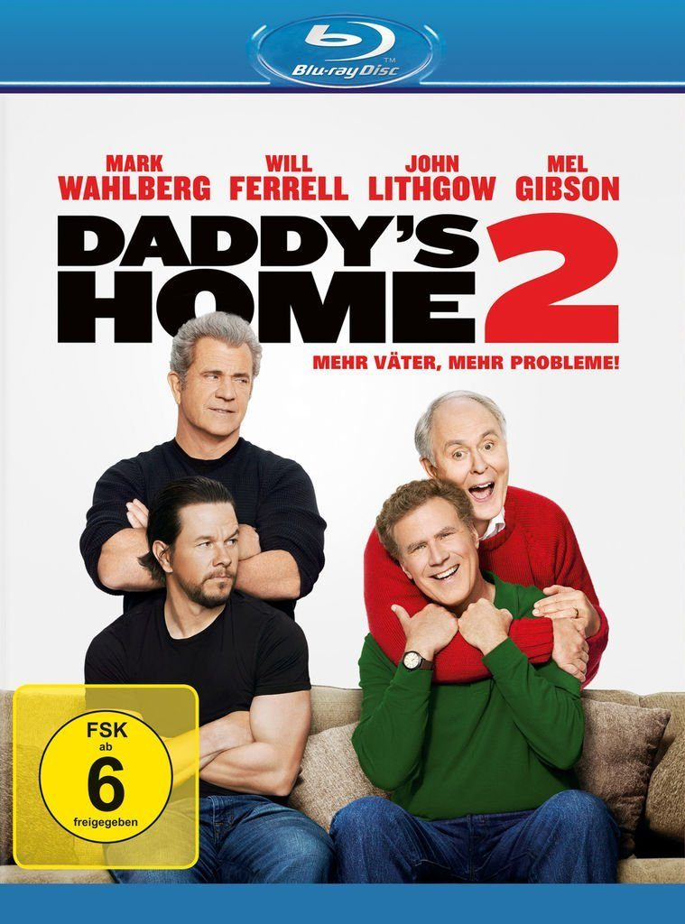Universal BLU-RAY Film »Daddy's Home 2«