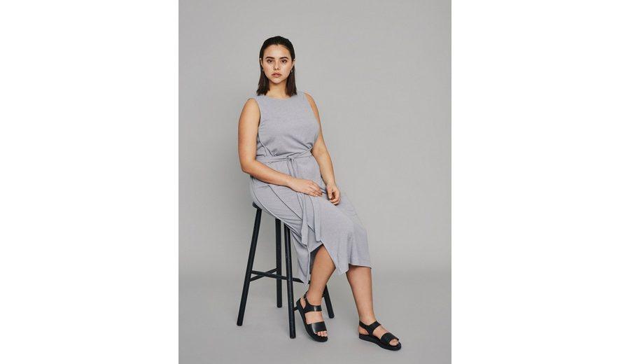 Online Einkaufen Billig Verkauf Versorgung JUNAROSE Midi Kleid 100% Ig Garantiert Verkauf Online AohBH2
