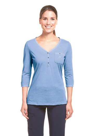 Maier Sports Funktionsshirt Clare 3/4