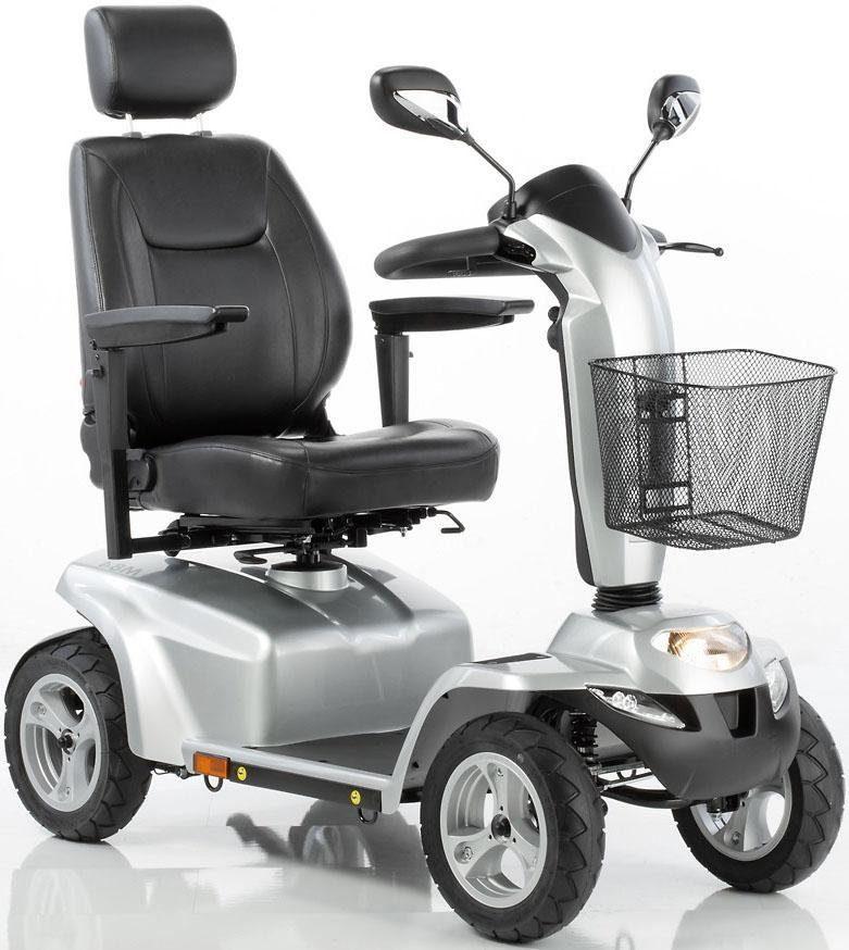 Mobilis Elektromobil, Scooter M84, 15 km/h, wird direkt an den Kunden inklusive Einweisung geliefert