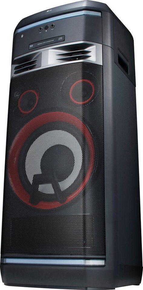 lg ok99 stereoanlage bluetooth fm tuner 1800 w online kaufen otto. Black Bedroom Furniture Sets. Home Design Ideas