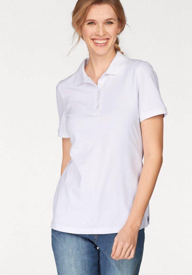Cheer Poloshirt uni farben oder gestreift kaufen   OTTO cb3d3a3b94