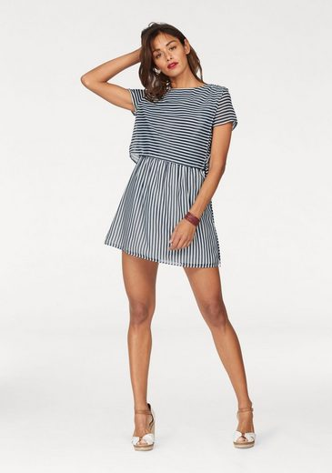 Tommy Jeans Kleid TJW STRIPE DRESS