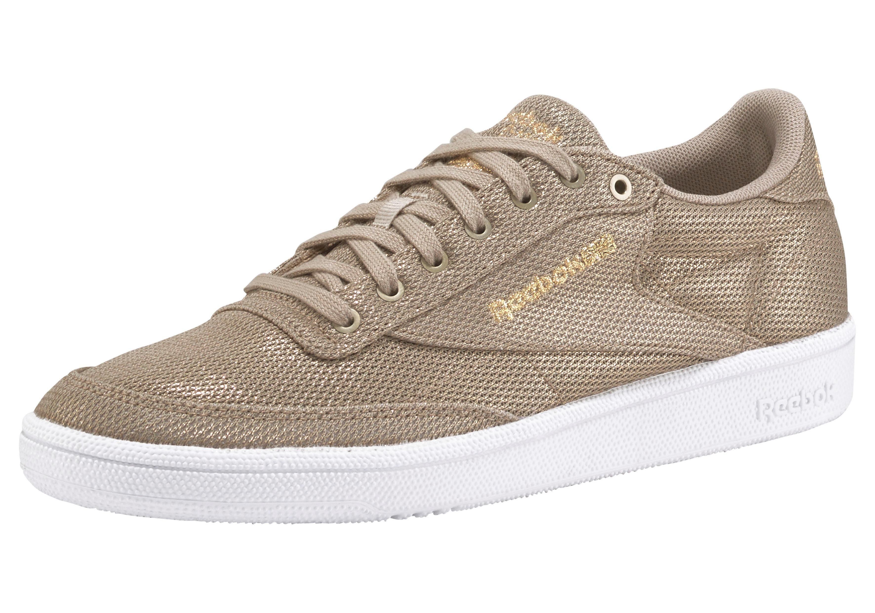 Reebok Classic Club C 85 Metallic Sneaker kaufen  altgoldfarben