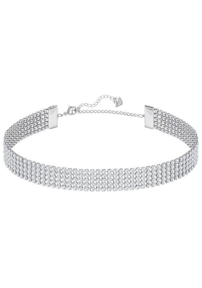 Swarovski Collier »Choker oder doppelt gewickeltes Armband 647d12116cdd2