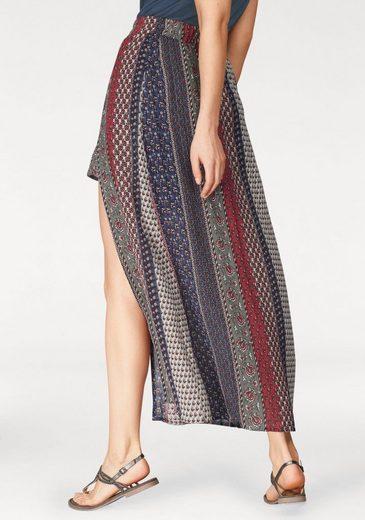Aniston Maxirock, mit eingearbeiteter Shorts