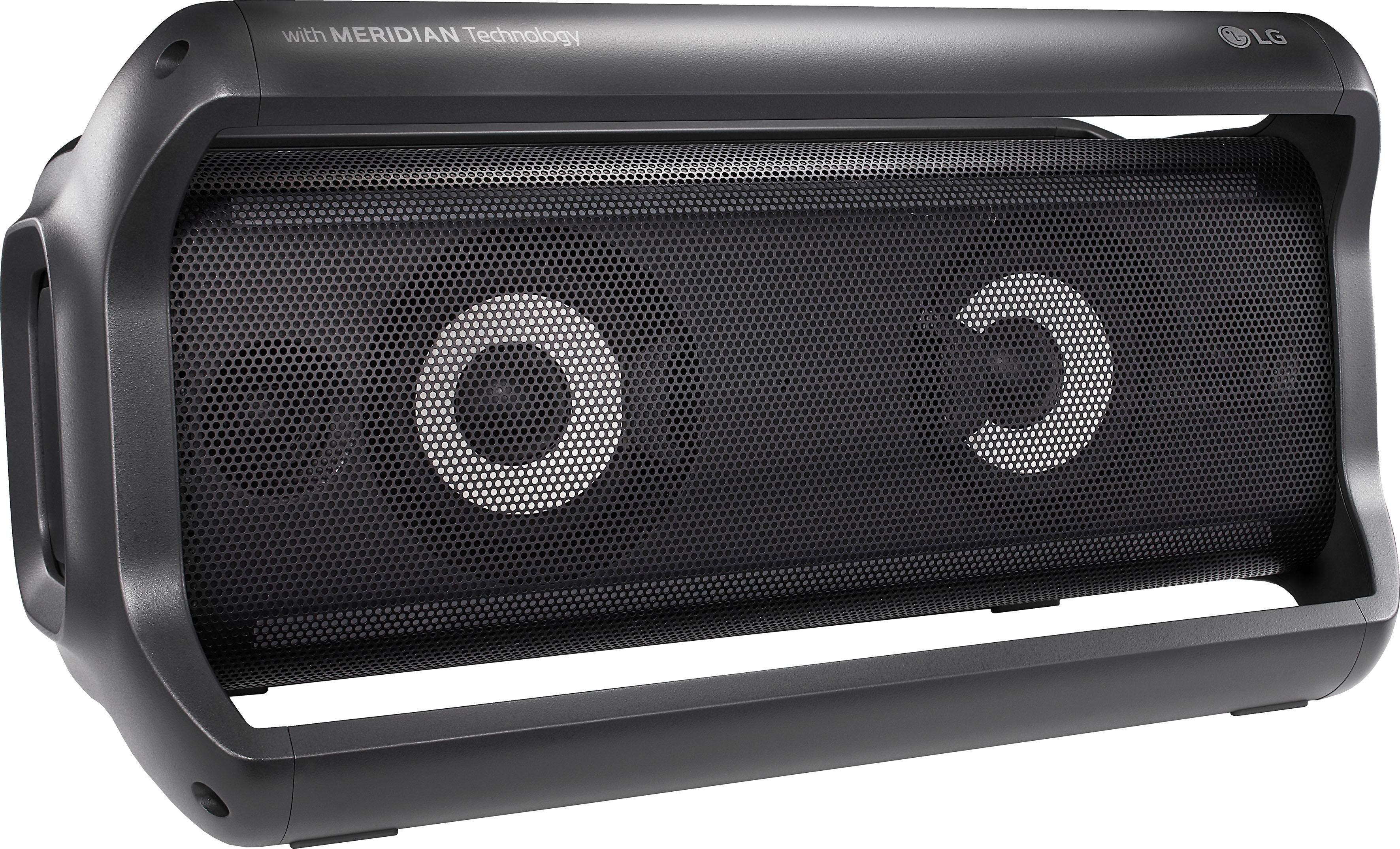 LG PK7 2.0 Bluetooth-Lautsprecher (Bluetooth, Google Assistant, 40 W)