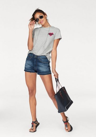 Tommy Jeans T-Shirt TJW GRAPHIC BADGE TEE