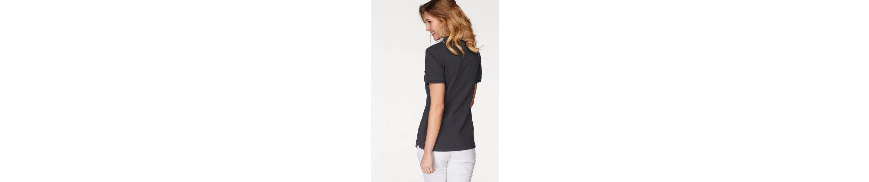 Cheer Poloshirt, uni farben oder gestreift