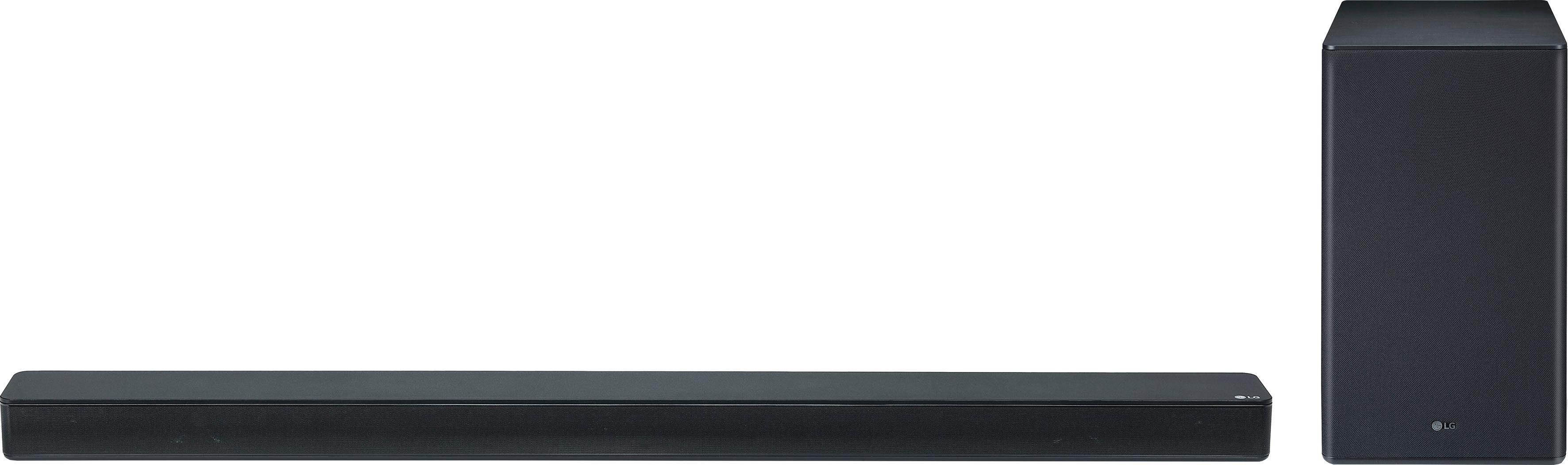 LG SK8 2.1 Soundbar (WLAN (WiFi), Bluetooth, LAN (Ethernet), Chromecast, Hi-Res, 360 W)