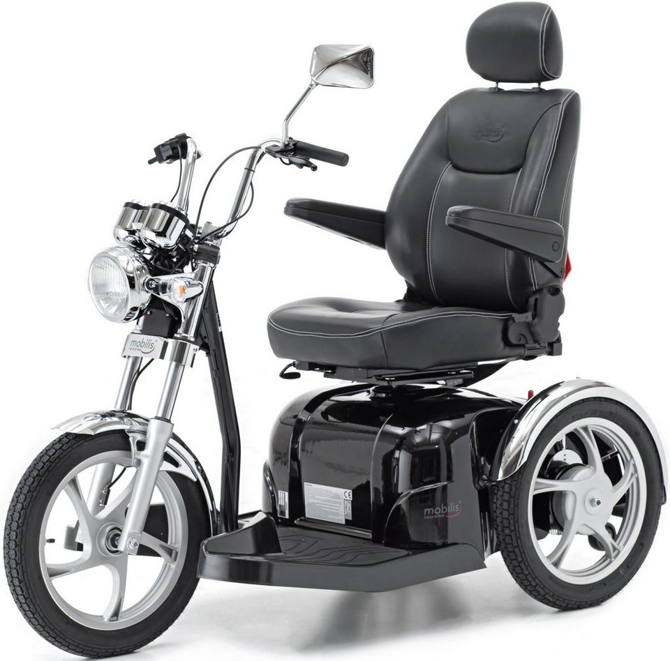 mobilis elektromobil scooter m103 15 km h wird direkt. Black Bedroom Furniture Sets. Home Design Ideas