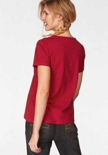 Cheer T-Shirt, mit aufwändiger Stickerei