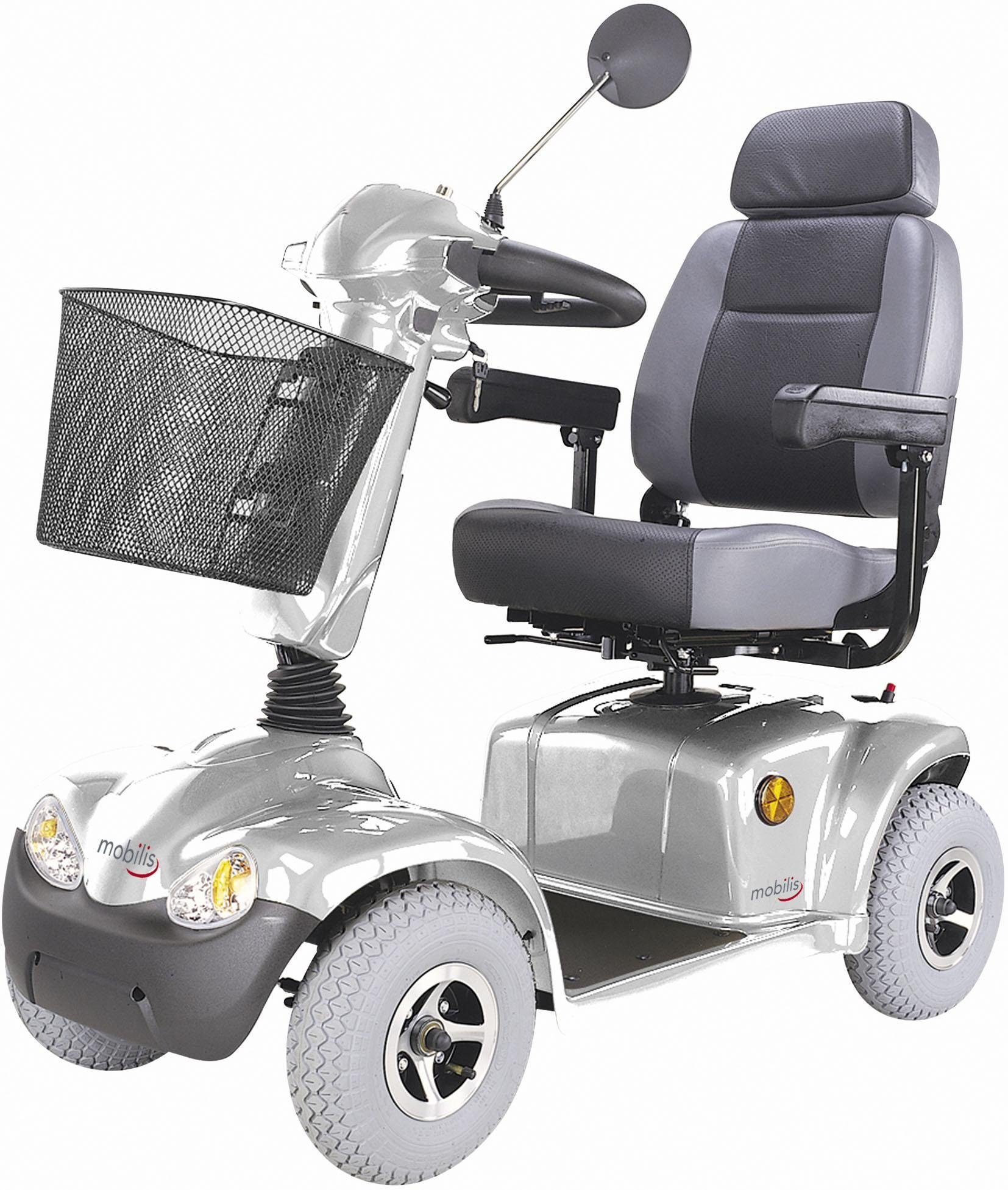 Mobilis Elektromobil, Scooter M68, 12 km/h, wird direkt an den Kunden inklusive Einweisung geliefert