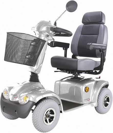 mobilis Elektromobil »Scooter M68«, 1200 W, 12 km/h, (Korb)