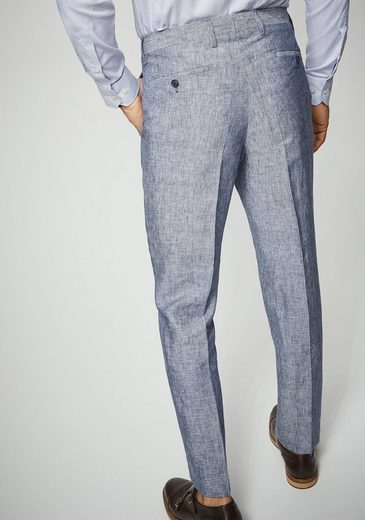 PIERRE CARDIN Leinenhose - Regular Fit Tony