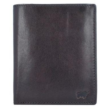 Braun Büffel Arezzo Geldbörse RFID Leder 10 cm