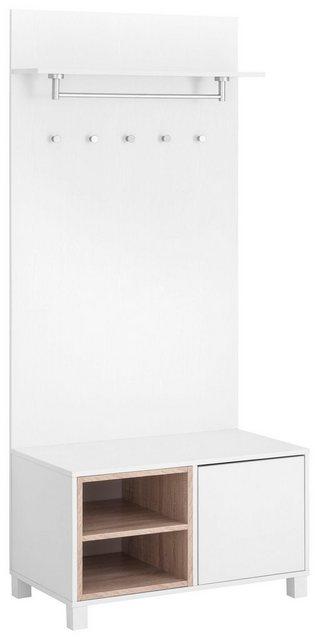 Garderoben Sets - Kompaktgarderobe »Paco«  - Onlineshop OTTO