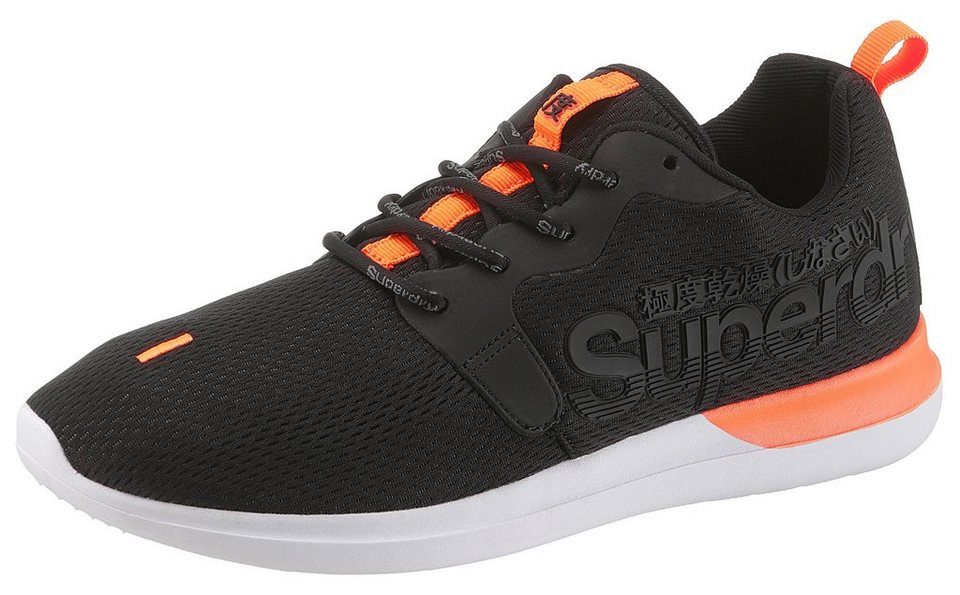superdry sneaker mit neonfarbenen eins tzen kaufen otto. Black Bedroom Furniture Sets. Home Design Ideas