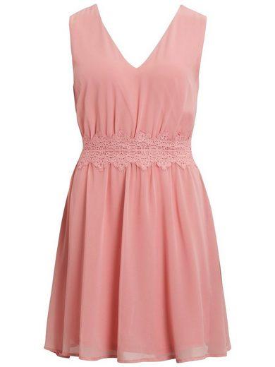Vila V-Ausschnitt Kleid