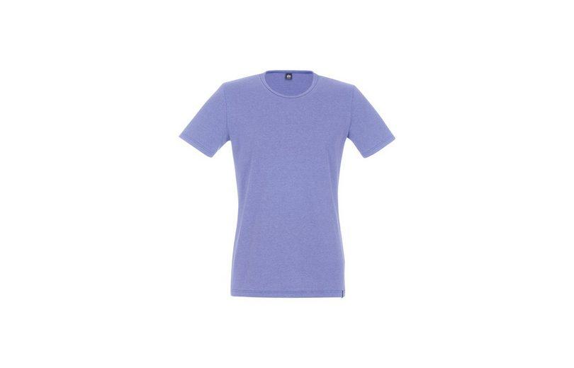 Spielraum Echt TRIGEMA Halbarm T-Shirt Melange Outlet Neueste Neue Stile Online Billig Verkauf Footaction Bester Preis HmpWXrmHQX