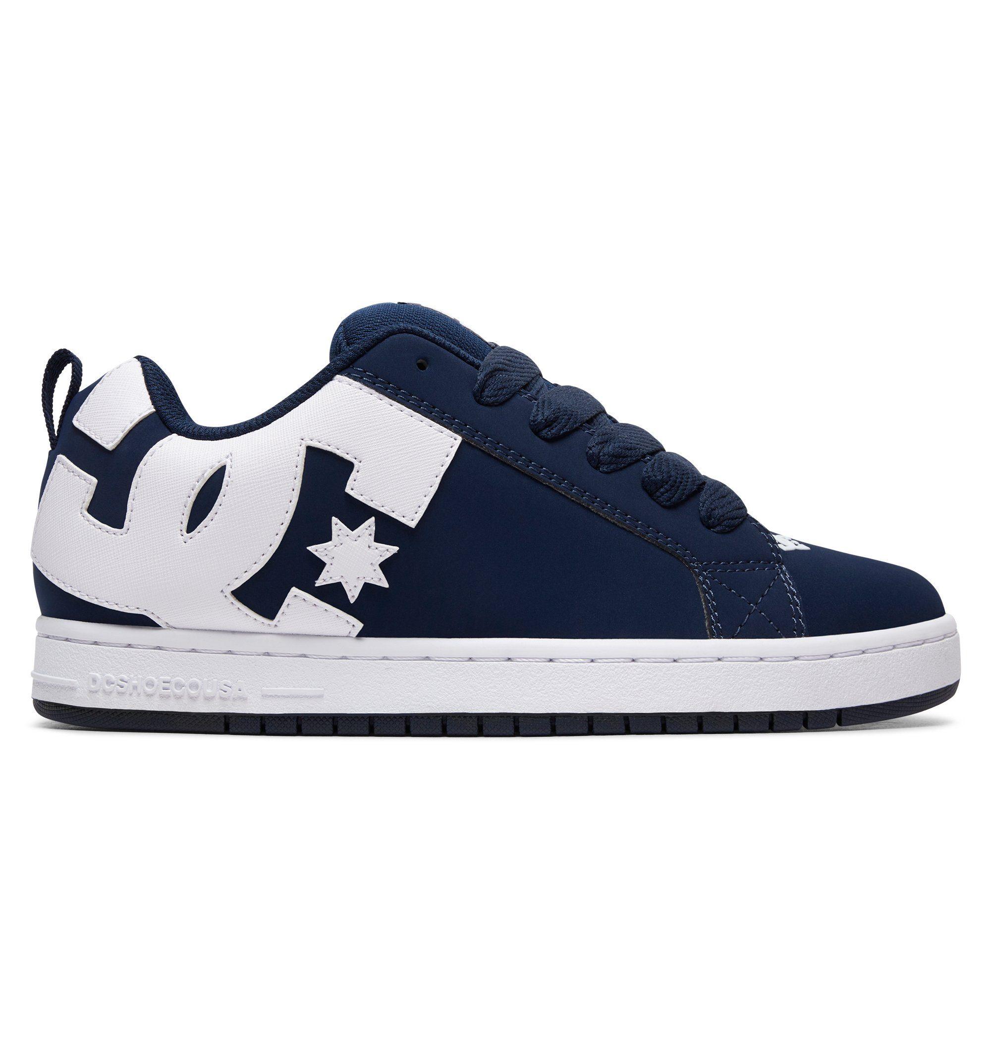 DC Shoes Schuhe Court Graffik online kaufen  Navy white