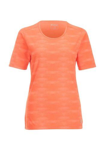 Damen Killtec T-Shirt Tarly rot | 04056542816018