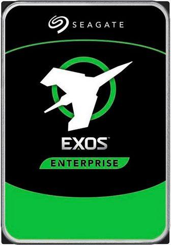 Seagate »Exos X16 12TB SATA 512e/4Kn« HDD-Fest...