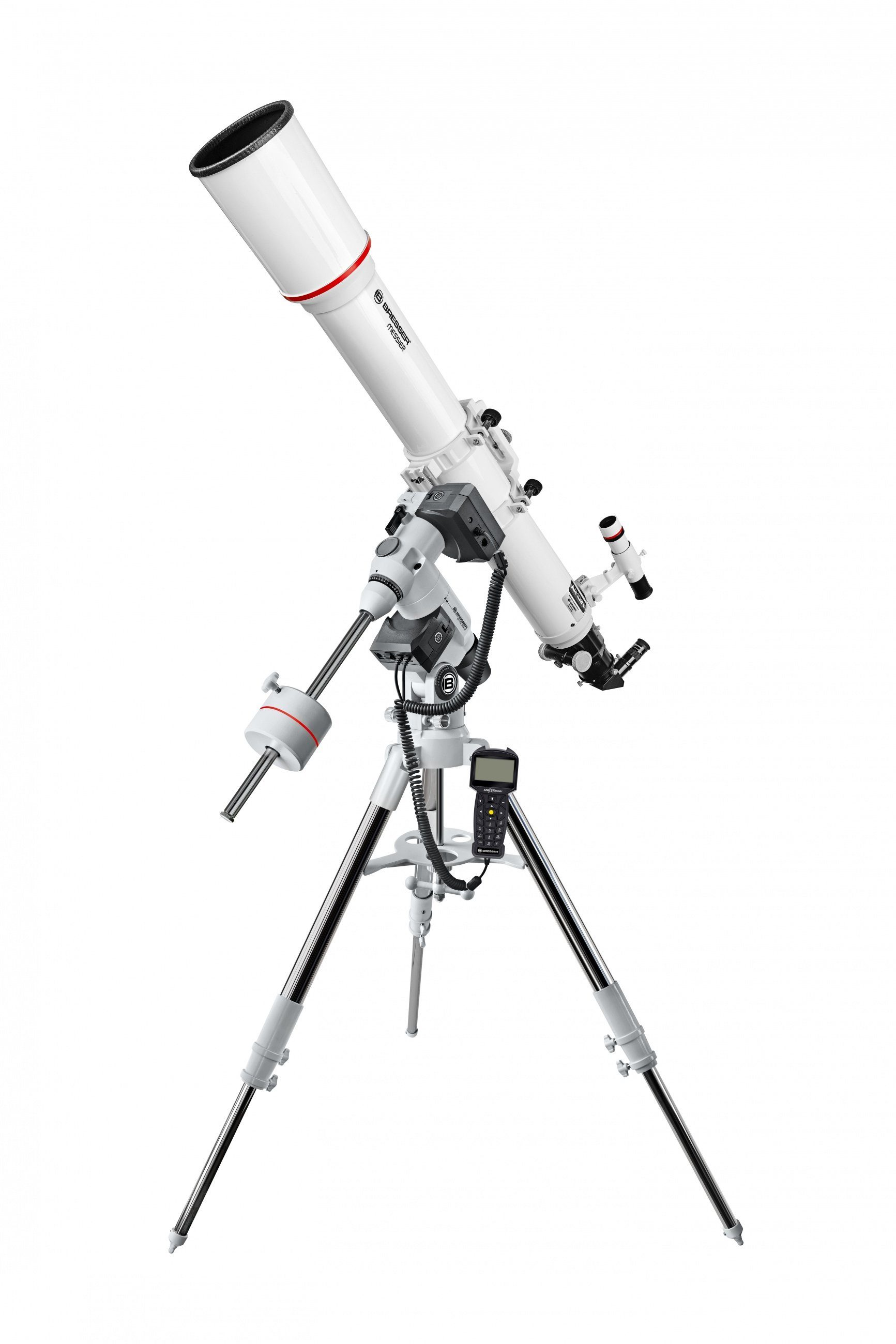Bresser Teleskop »Messier AR-102L/1350 EXOS-2/EQ5 Goto«