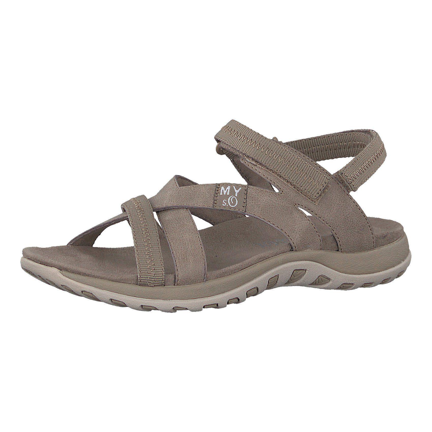 sOliver Komfort-Sandalen online kaufen  grau