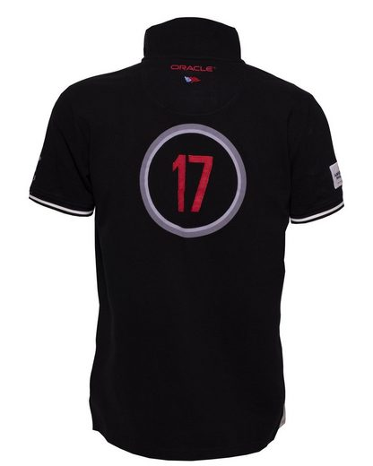 CODE-ZERO Poloshirt AMERICA'S CUP ED.34, Patches